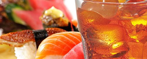 Senmiya Sushi cocktail bar