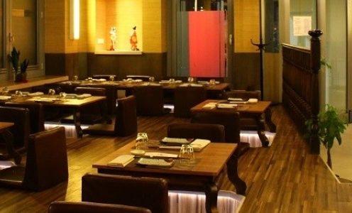 Senmiya ristorante corso Bramante tatami