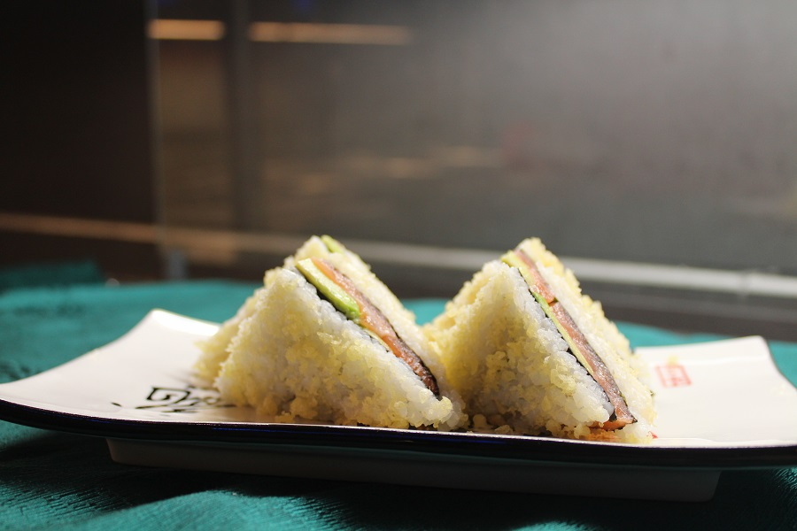 sushi tramezzino